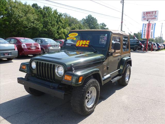 1998 Jeep Wrangler for sale in Wilmington NC