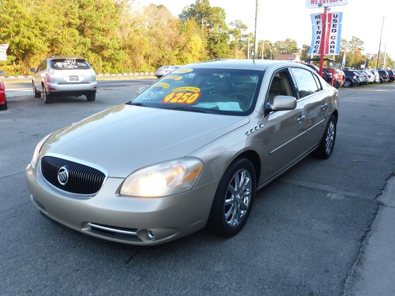 used buick lucerne for sale in wilmington nc. Black Bedroom Furniture Sets. Home Design Ideas
