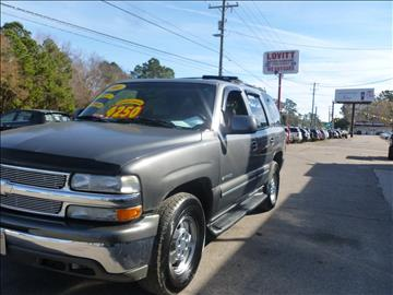 2001 Chevrolet Tahoe for sale in Wilmington, NC