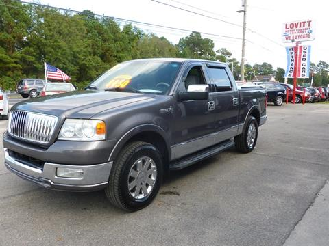2006 Lincoln Mark LT for sale in Wilmington, NC