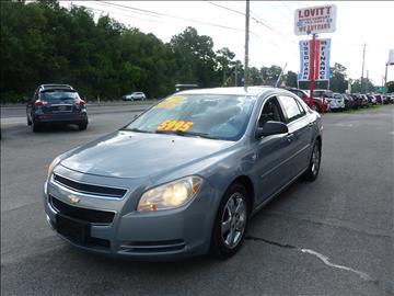 2008 Chevrolet Malibu for sale in Wilmington, NC
