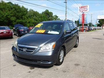 2006 Honda Odyssey for sale in Wilmington, NC