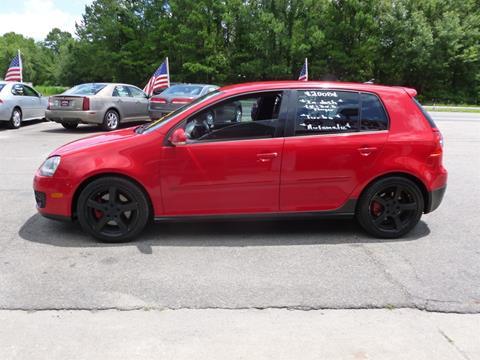 2008 Volkswagen GTI for sale in Wilmington, NC