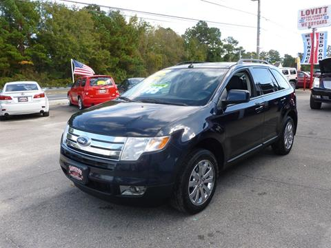 2009 Ford Edge for sale in Wilmington, NC