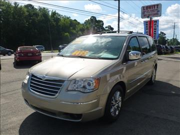 2008 Chrysler Town and Country for sale in Wilmington, NC