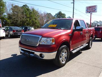 2007 Ford F-150 for sale in Wilmington, NC