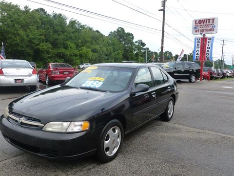 1998 Nissan Altima for sale in Wilmington, NC
