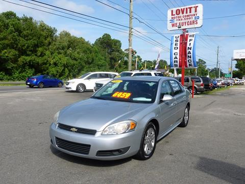 2011 Chevrolet Impala for sale in Wilmington, NC