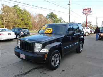 2008 Jeep Liberty for sale in Wilmington, NC