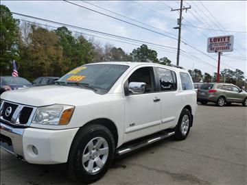 2006 Nissan Armada for sale in Wilmington, NC