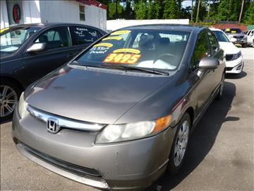 Honda Civic For Sale In Wilmington Nc
