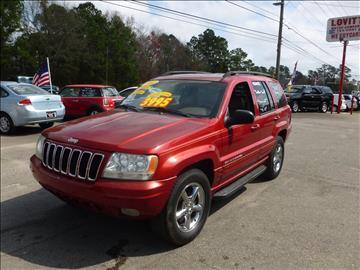 Jeep Grand Cherokee For Sale Wilmington Nc