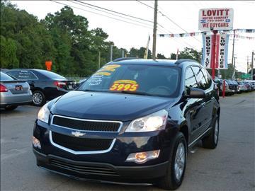2010 Chevrolet Traverse For Sale North Carolina