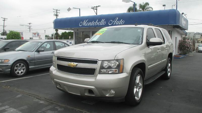 2007 CHEVROLET TAHOE LT 4DR SUV gray 2-stage unlocking - remote abs - 4-wheel airbag deactivati