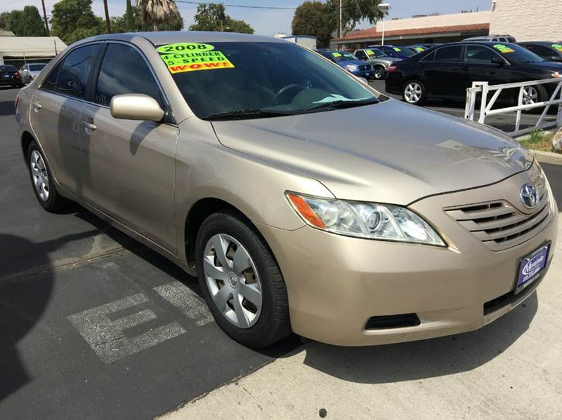 2008 TOYOTA CAMRY SE 4DR SEDAN 5M cash price  plus aplicable  fees 2-stage unlocking - remote abs