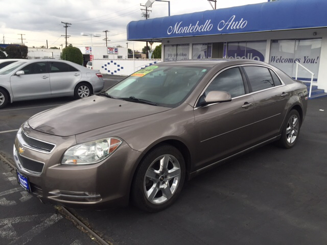 2010 CHEVROLET MALIBU LT 4DR SEDAN W1LT bronze 2-stage unlocking doors abs - 4-wheel airbag de