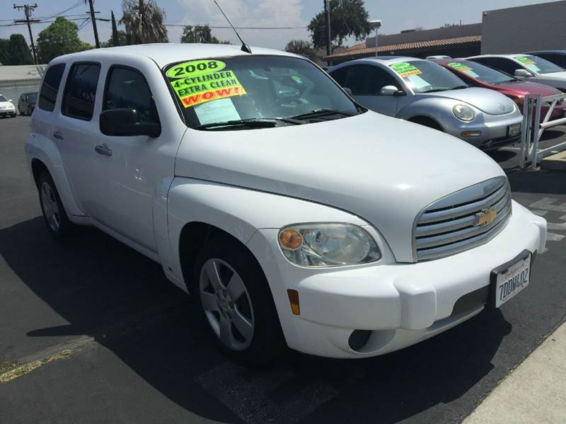 2007 CHEVROLET HHR LS 4DR WAGON white cash price plus applicable fees 2-stage unlocking - remote