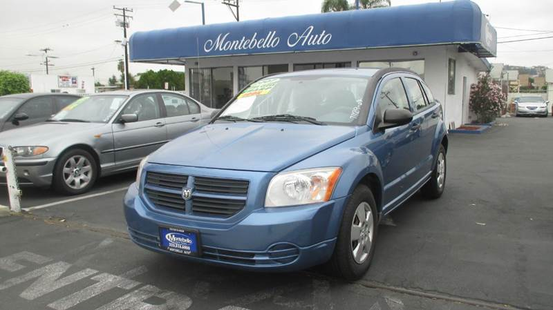 2007 DODGE CALIBER BASE 4DR WAGON blue airbag deactivation - occupant sensing passenger antenna