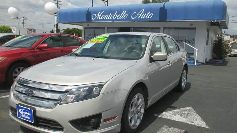 2010 FORD FUSION SE 4DR SEDAN silver abs - 4-wheel air filtration airbag deactivation - occupan