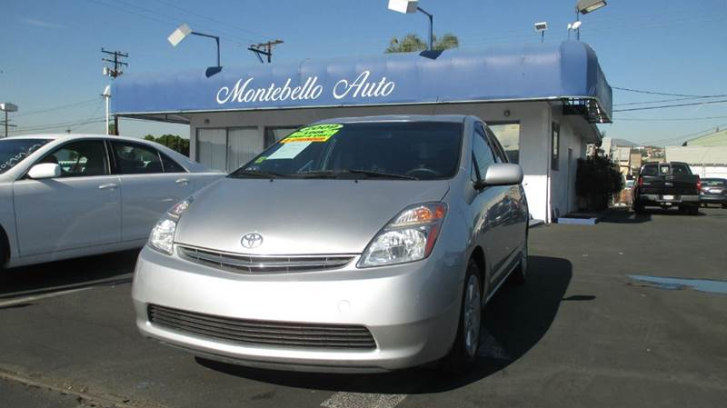 2009 TOYOTA PRIUS STANDARD 4DR HATCHBACK silver 2-stage unlocking - remote abs - 4-wheel air fi