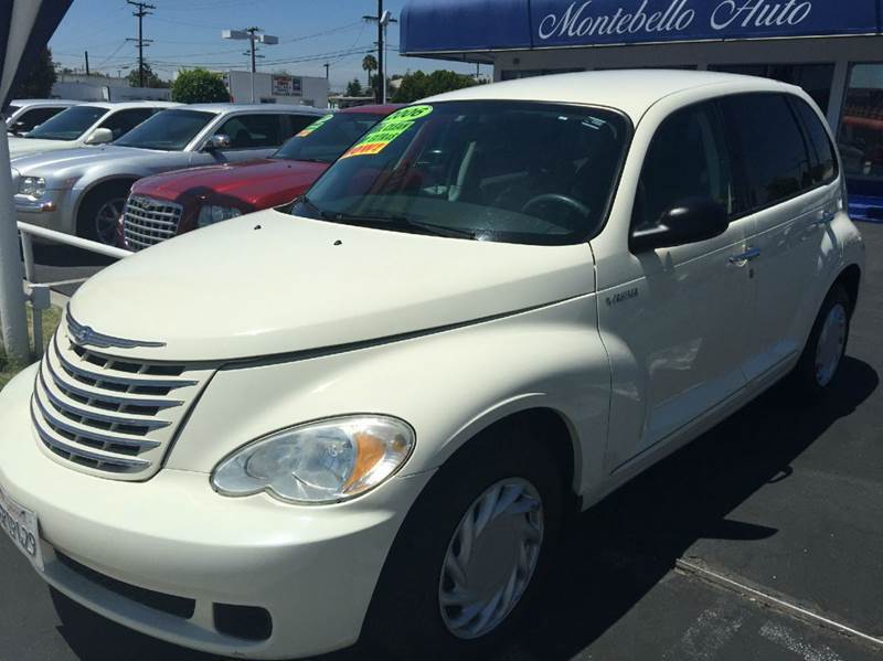 2006 CHRYSLER PT CRUISER TOURING 4DR WAGON beige cash price  plus aplicable  fees airbag deactiva