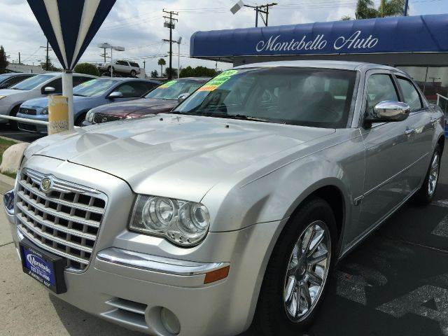 2006 CHRYSLER 300 C 4DR SEDAN silver abs - 4-wheel adjustable pedals - power airbag deactivatio
