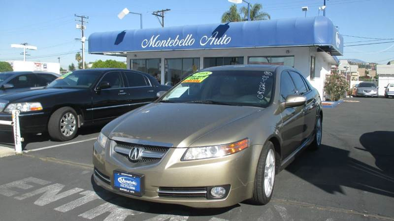 2008 ACURA TL BASE WNAVI 4DR SEDAN WNAVIGATI gold 2-stage unlocking - remote abs - 4-wheel ai