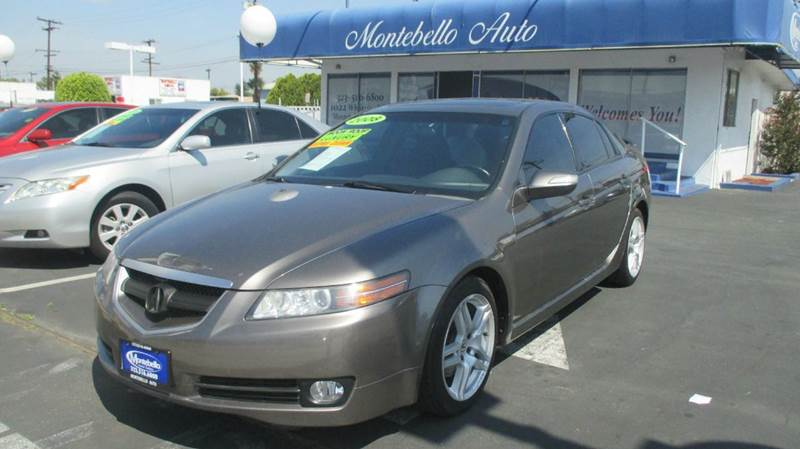 2008 ACURA TL BASE 4DR SEDAN gray 2-stage unlocking doors abs - 4-wheel active head restraints -