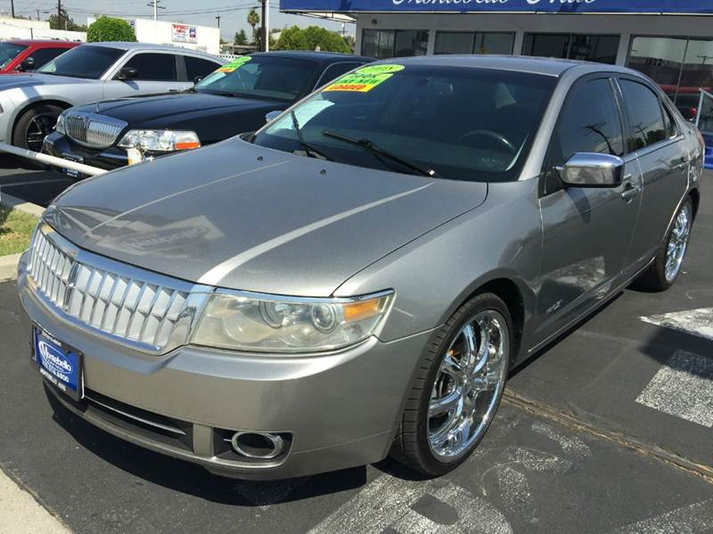 2008 LINCOLN MKZ BASE 4DR SEDAN metallic gray cash price  plus applicable fees 2-stage unlocking