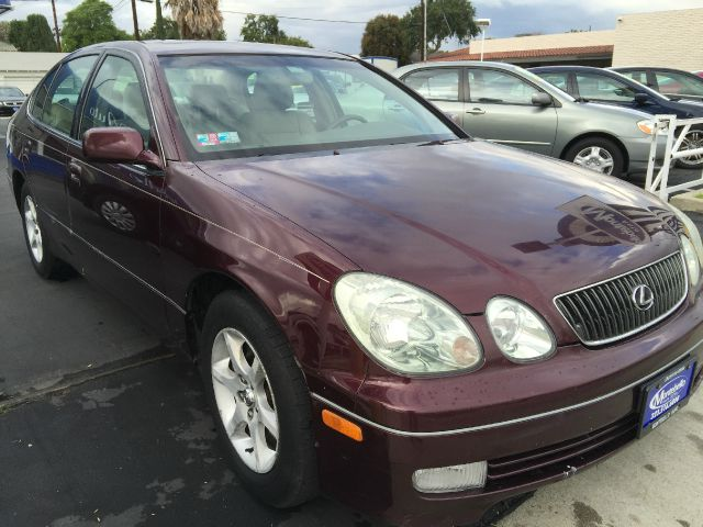 2002 LEXUS GS 300 BASE 4DR SEDAN marron cash price  plus aplicable  fees abs - 4-wheel anti-thef