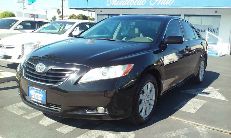 2008 TOYOTA CAMRY SE 4DR SEDAN 5M black 2-stage unlocking doors abs - 4-wheel air filtration a