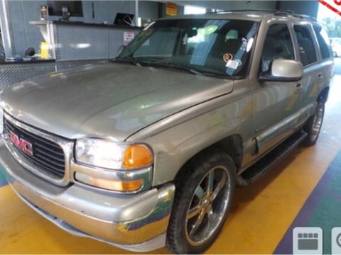 2003 GMC Yukon for sale in Boutte, LA