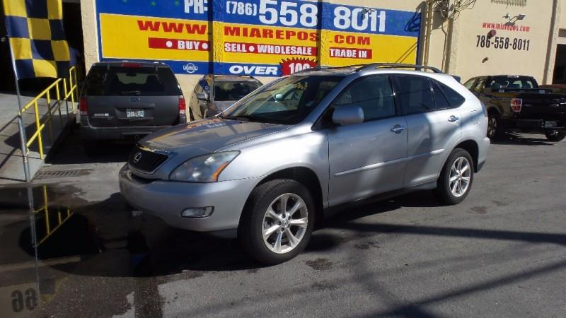 2009 LEXUS RX 350 BASE 4DR SUV silver wwwmiareposcom   only 500 downpayment and we will get you
