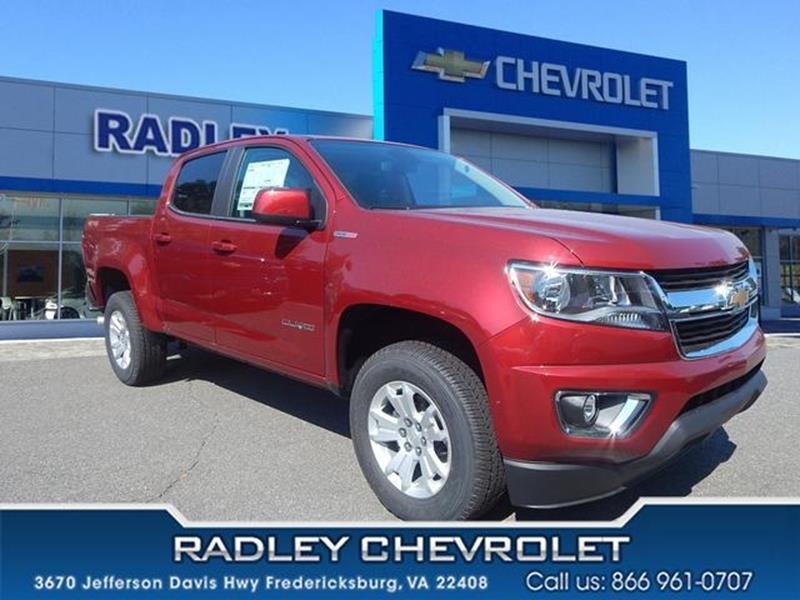 Chevrolet Colorado For Sale In Fredericksburg Va