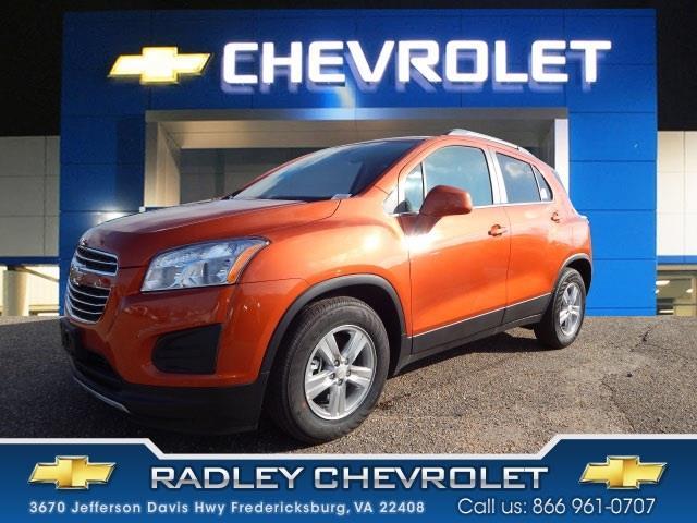 2015 Chevrolet Trax for sale in Fredericksburg VA