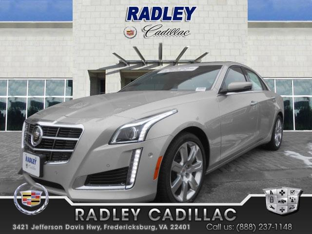 2014 Cadillac CTS for sale in Fredericksburg VA