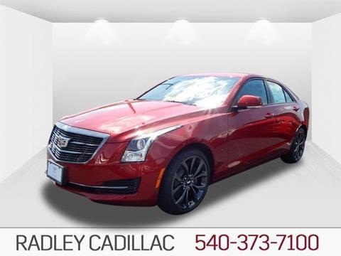 2017 Cadillac ATS for sale in Fredericksburg, VA