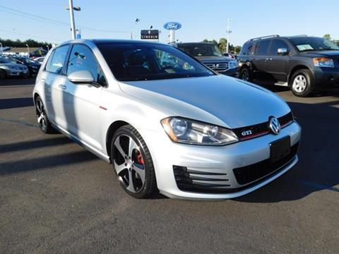 2015 Volkswagen Golf GTI for sale in Fredericksburg, VA