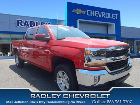 2017 Chevrolet Silverado 1500 for sale in Fredericksburg VA