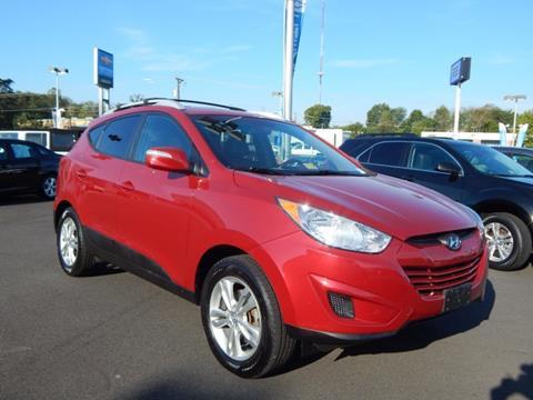 2012 Hyundai Tucson for sale in Fredericksburg VA
