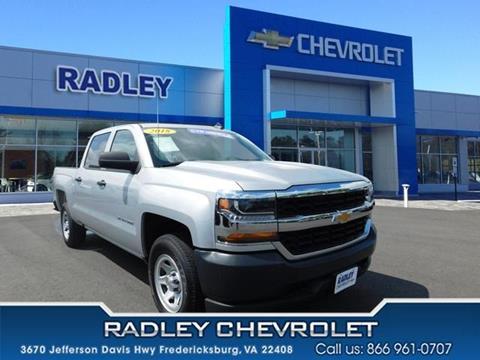 2018 Chevrolet Silverado 1500 for sale in Fredericksburg, VA