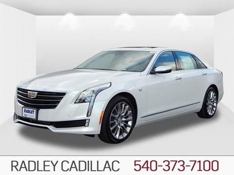 2017 Cadillac CT6 for sale in Fredericksburg, VA