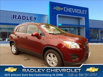 Chevrolet Trax For Sale In Gastonia Nc Carsforsale Com