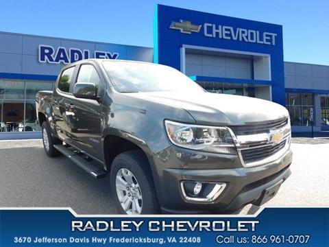 Chevrolet Colorado For Sale In Virginia Carsforsale Com