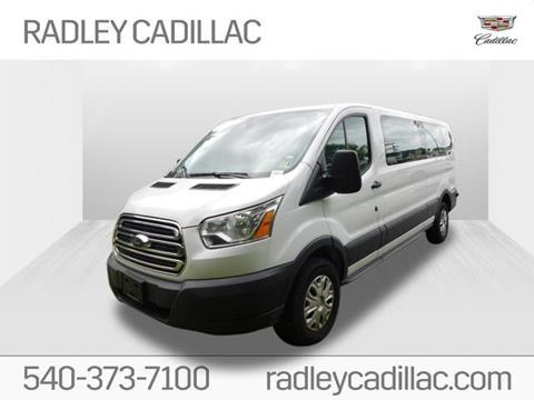 2018 Ford Transit Passenger for sale in Fredericksburg, VA