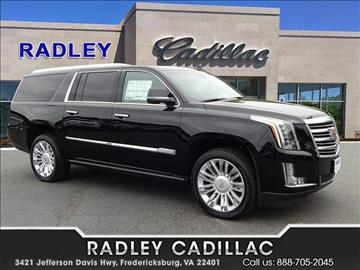 2016 Cadillac Escalade For Sale Carsforsale Com