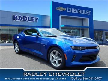 Chevrolet Camaro For Sale Carsforsale Com