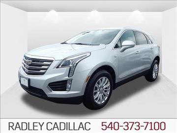 2017 Cadillac XT5 for sale in Fredericksburg, VA