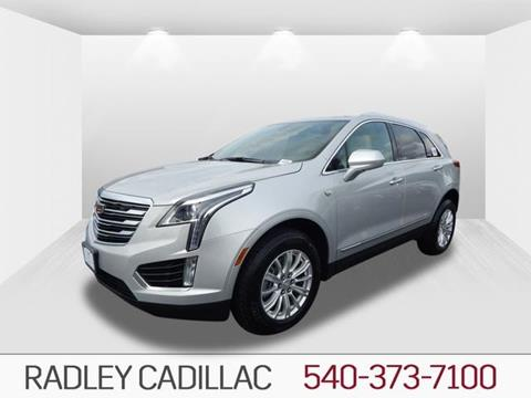 2018 Cadillac XT5 for sale in Fredericksburg, VA