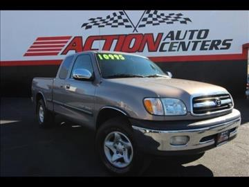 2002 Toyota Tundra for sale in Oceanside, CA